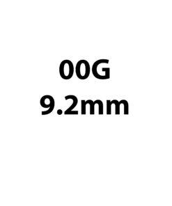 9.2mm / 00G