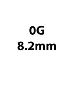 8.2mm / 0G